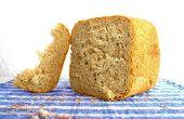 Instructies voor een Breadman TR444 brood Machine
