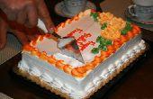 How to Make verjaardagstaarten voor partijen Kids