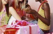 De Gift van de verjaardag voor een 21-jarige meisje
