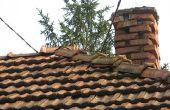 Hoe te zetten knipperen op platte daken