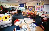 Evidence-Based ontwerp van elementaire & middelbare scholen
