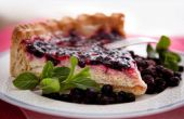 Hoe maak je Huckleberry Pie