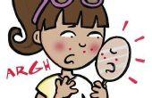 Hoe maak je een warm kompres voor Acne