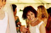 Hoe te te verfraaien van een Tent voor een bruiloft receptie