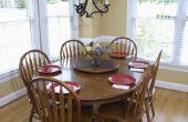 Fruit tafel decoratie ideeën