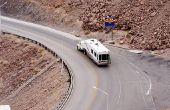 Hoe voor het trekken van een 5e wiel met een korte Bed vrachtwagen