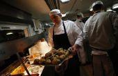 Het gemiddelde salaris van een Cruise Line Chef