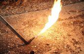 Soorten vlammen bij Gas lassen