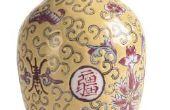 Hoe te beoordelen van een Chinese vaas