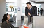 Het gemiddelde loon voor receptionisten in Washington