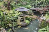 Hoe maak je een Japanse tuin