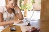 Hoe schrijf je een brief om Items te verwijderen uit een rapport van het krediet