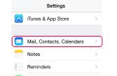 IPhone E-mail bijlagen zijn niet openen