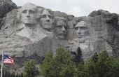 Feiten voor kinderen op de Black Hills van South Dakota & Mount Rushmore