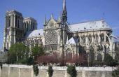 Interessante feiten over de kathedraal Notre-Dame