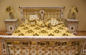 How to Set Up een houten Bed Frame