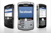 Hoe het uploaden van foto's en video's van uw Blackberry naar Facebook