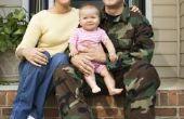Lijst van liefdadigheidsinstellingen die bijdragen van militaire Families