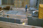 Hoe maak je Rubber betonnen mallen