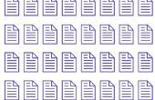 Hoe te zetten van meerdere pagina's op 1 in Adobe