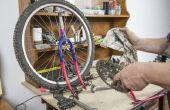 Hoe om te wassen van uw fiets