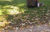 How to Fix een Stuck grasmaaier gashendel