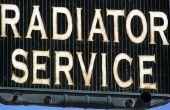 Kan ik in auto Radiator Stop Leak gebruiken?