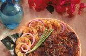 How to Cook rundvlees met ananassap in een langzame fornuis