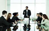 Verschillen tussen een assistent Manager & een Associate Manager