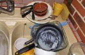Hoe schoon het scherm van de Filter op een Kenmore vaatwasser