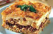 How to Make Pastitsio (een Griekse schotel)