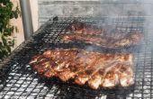 Hoe Precook van ribben in de Oven voor het grillen