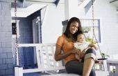 Hoe te blijven gebonden aan een Baby wanneer terug te gaan naar werk