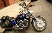Wat is de gemiddelde kosten van een motorfiets band verandering?