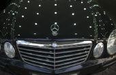 De gemiddelde levensduur van een Mercedes C350