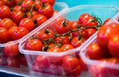 Hoe lang duurt het om te groeien Cherry Tomaten?