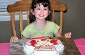 Inside Birthday Party spellen voor kinderen