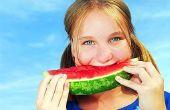 Hoe om te oogsten van watermeloen
