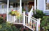 Verschillende stijlen van Front Porches