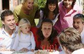 Grote goedkope plaatsen om een verjaardagsfeestje