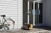 De beste manier om een schuifdeur weerbestendig