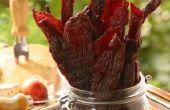 Grond hertenvlees schokkerig recept ingrediënten