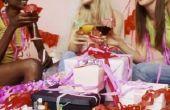 Moet een moeder van de bruid kopen een cadeau voor de huwelijksdouche?