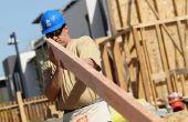 Hoe ontwerp je een muur van de Shear triplex voor hout Frame gebouw