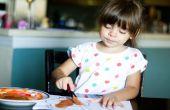 Gemakkelijk Thanksgiving ambachten voor 2 - 5 jaar oude kinderen