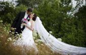 Huwelijksgeschenken van de dag van de bruid aan de bruidegom