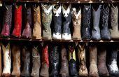 Tips voor het kopen van lederen laarzen