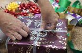 Ideeën voor het verbergen van geschenken