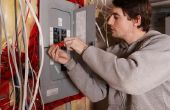 Fundamentele elektrische bedrading projecten voor Beginners