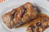 How to Cook een gevulde varkensrollade met entrecote